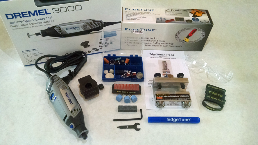 EdgeTune Pro II, Help Requested | Pugski - Ski talk at a ...